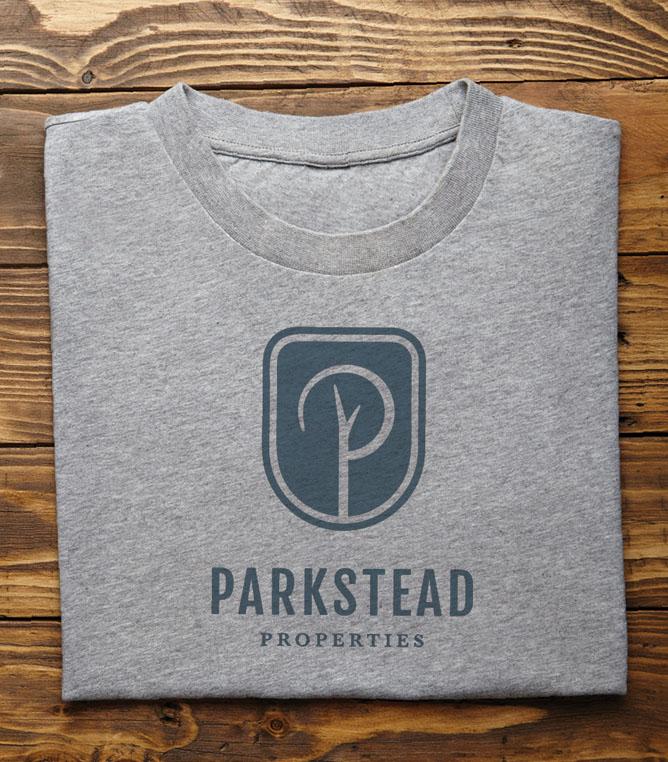 Parkstead Residential Housing Branding