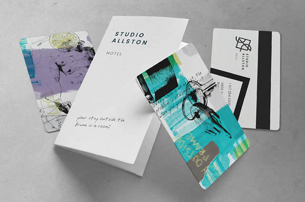Studio Allston Boutique Hotel Branding Boston