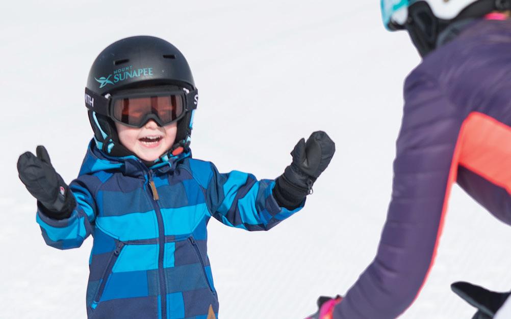 Sunapee Ski Mountain Branding
