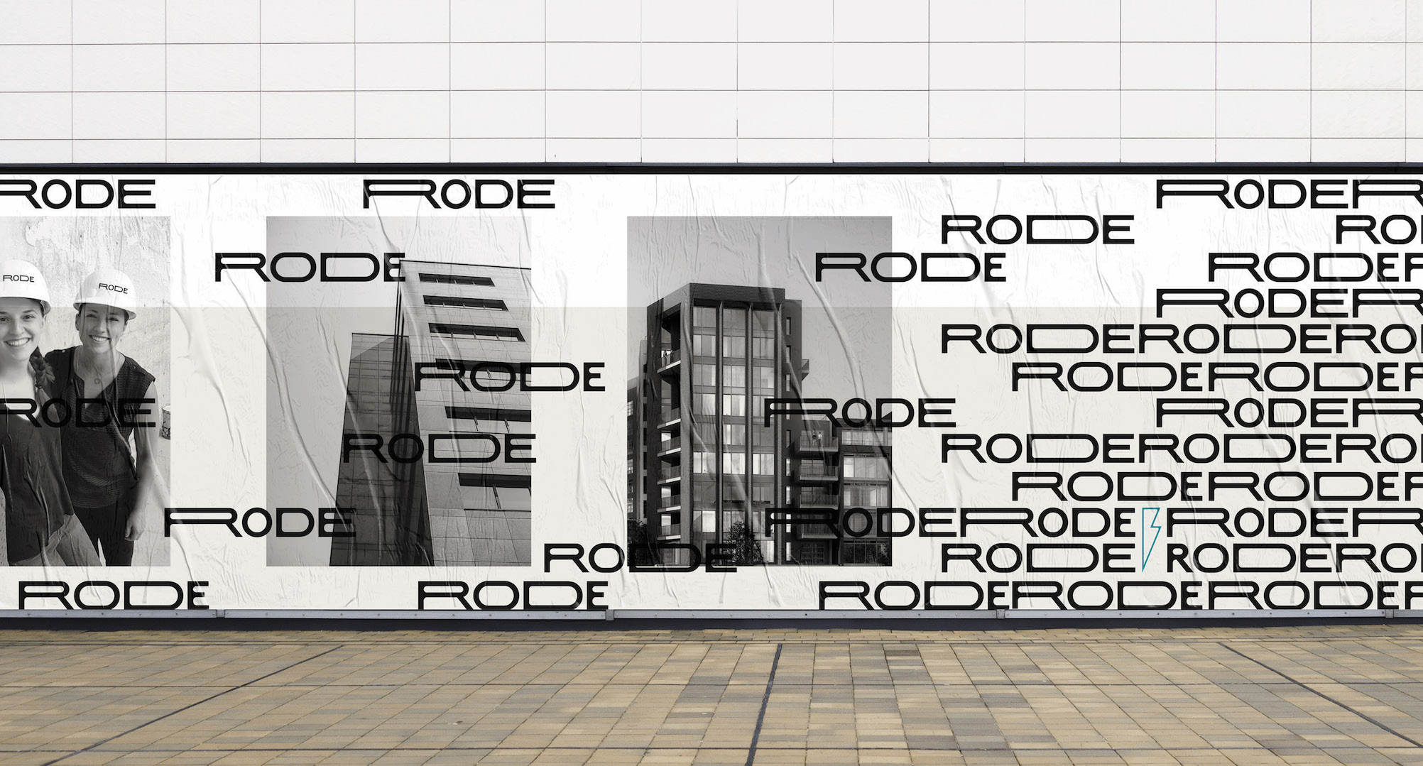 RODE Architects Branding