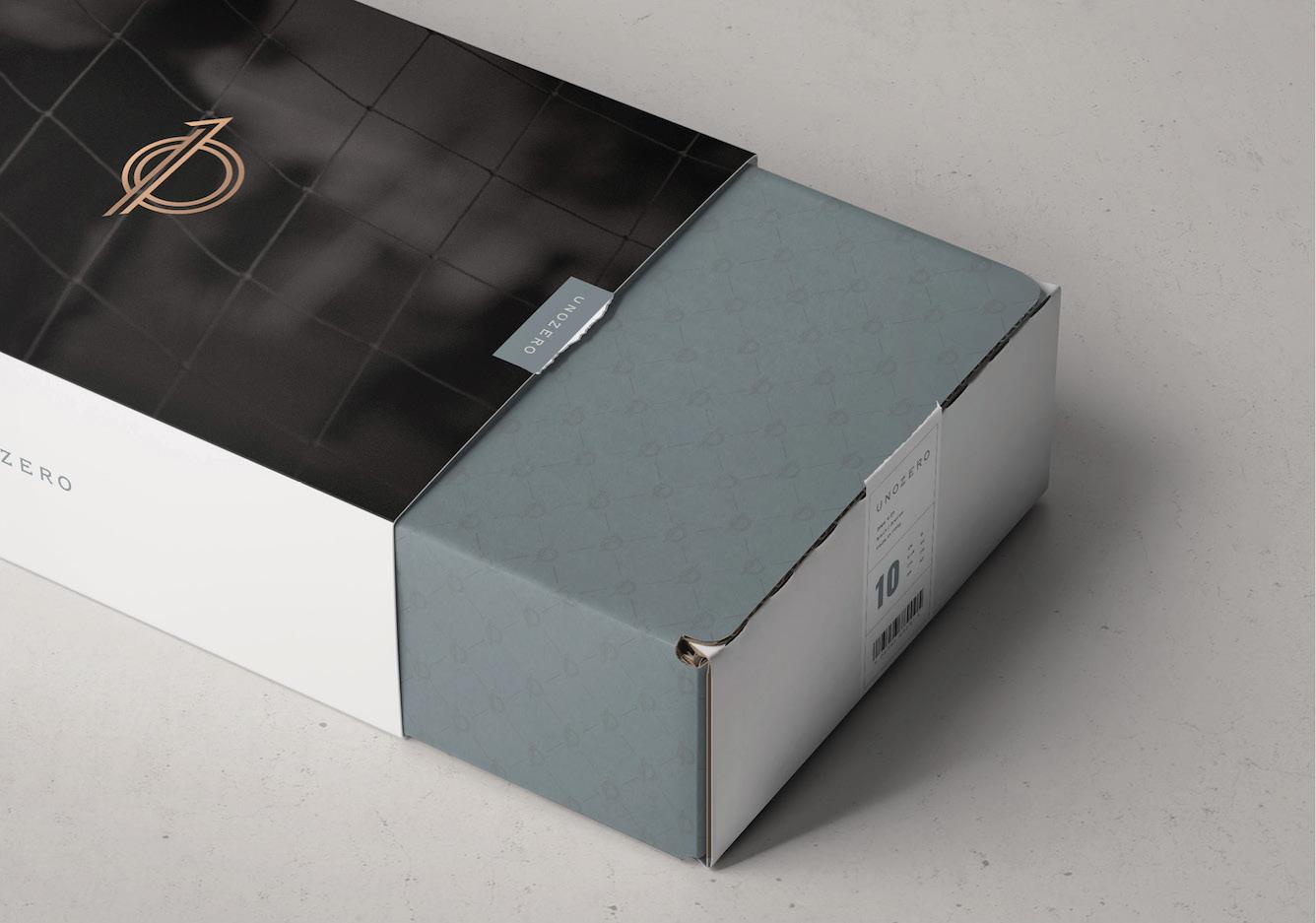 Uno Zero Branding