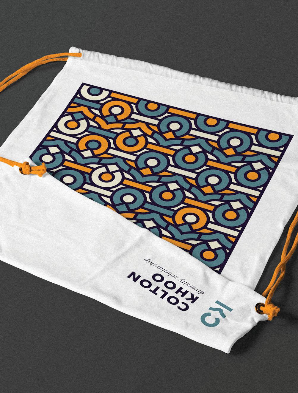 Colton Khoo Diversity Scholarship Branding