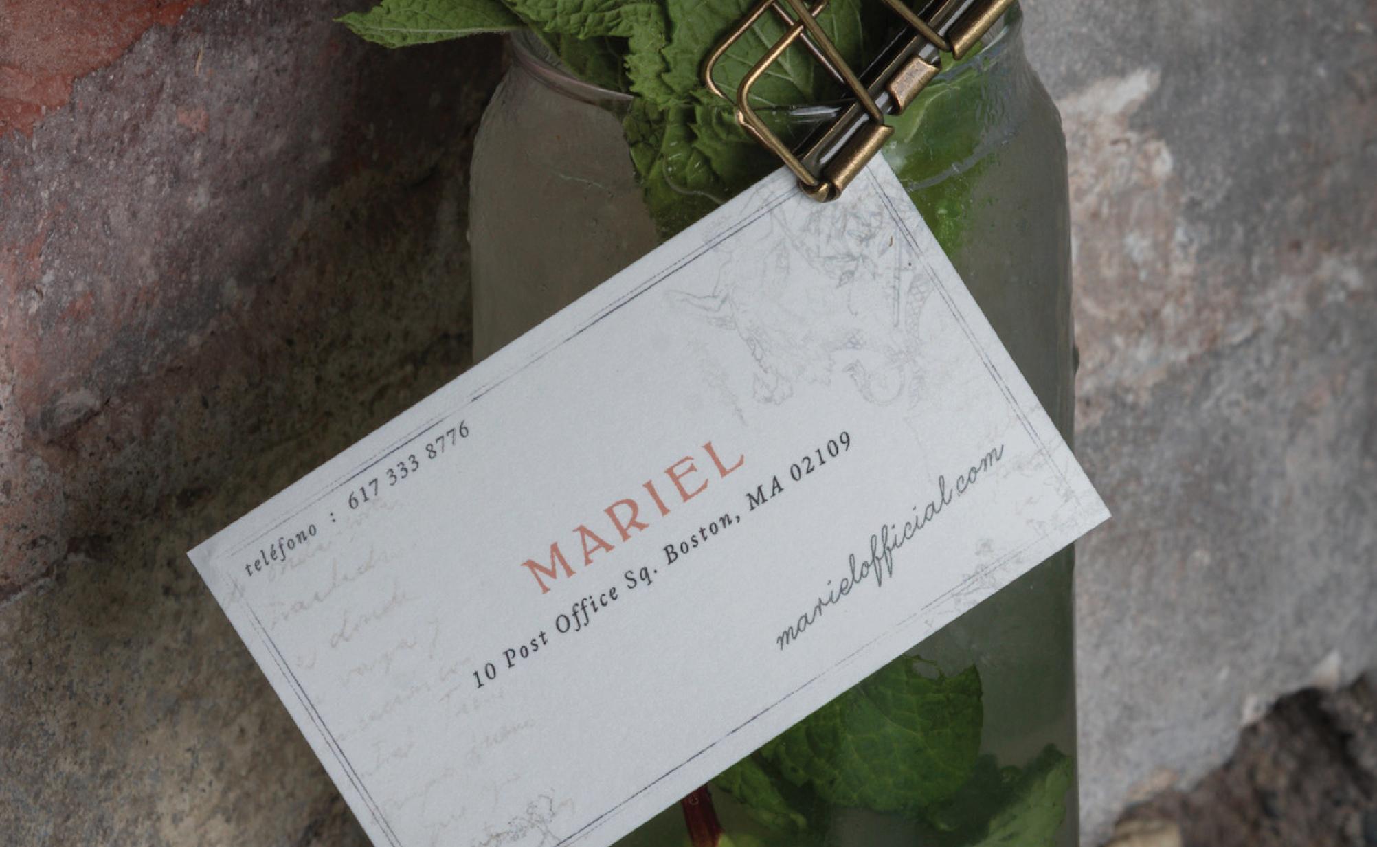 Mariel Branding